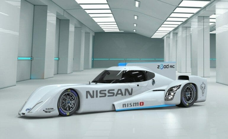 NEOD RC Ready For Nissan's Return to LeMan