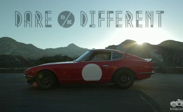 Dare to Be Different in a Datsun 240Z / Petrolicious