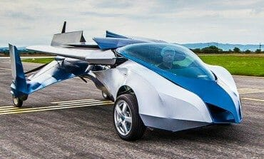 The age of air plane car is here?