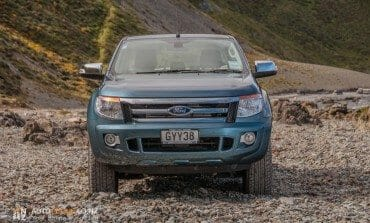 2013 Ford Ranger XLT - Car Review - Best all-rounder ute?