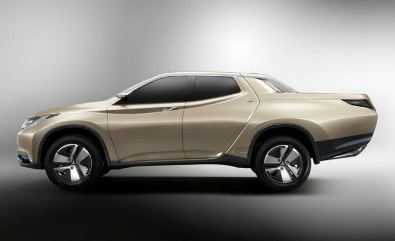 Mitsubishi Concept SUT – Geneva Motor Show 2013