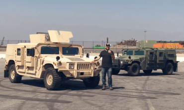 Banks Power Armored Humvee vs. Stock M1116 HMMWV