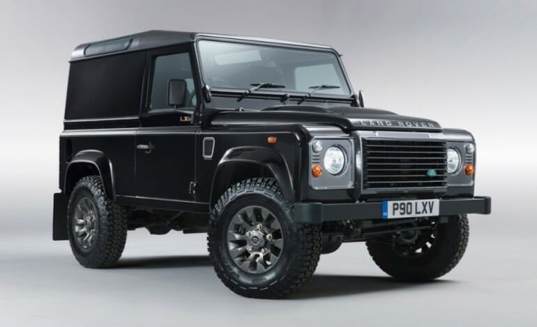 LR Defender to end in 2015
