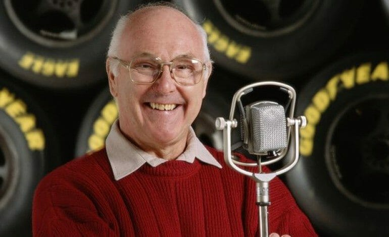 Murray Walker Turns 90