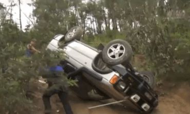 4WD Action Rollover Recovery