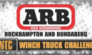 4x4 4WD - ARB WTC (Winch Truck Challenge)