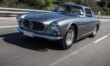 1956 Maserati A6G-2000 Allemano - Jay Leno's Garage