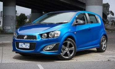 Holden bringing Barina RS to its small car range