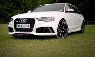 Family Looks, Supercar Pace - Audi RS6 - XCAR