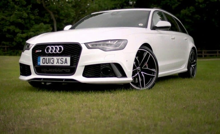 Family Looks, Supercar Pace – Audi RS6 – XCAR