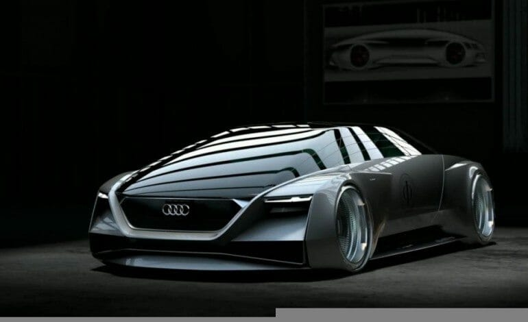 Ender's Game Audi Fleet Shuttle Quattro