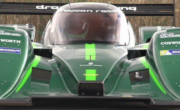 850hp Electric Racing Car Drayson B12 69EV — CHRIS HARRIS ON CARS
