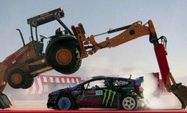 KEN BLOCK'S GYMKHANA SIX - ULTIMATE GYMKHANA GRID COURSE