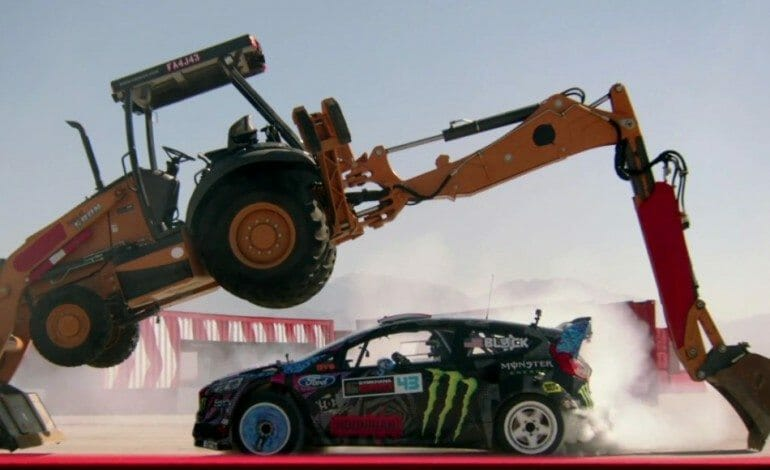 KEN BLOCK'S GYMKHANA SIX – ULTIMATE GYMKHANA GRID COURSE