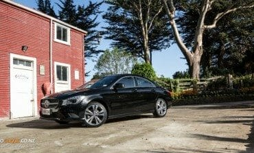 2013 Mercedes-Benz CLA 200 - Car Review – The Shape of Things To Come