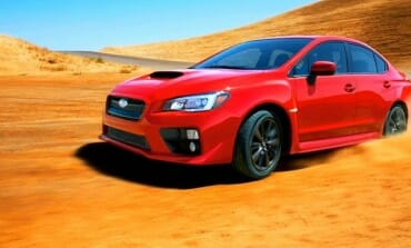 2015 Subaru WRX Accidently Revealed on YouTube