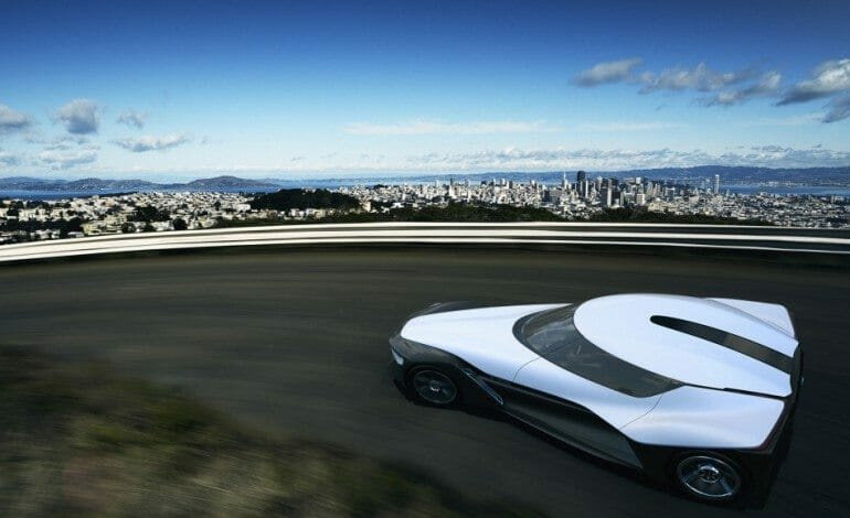 Want your own Delta wing? Nissan is here to help