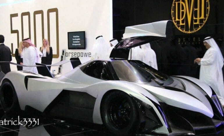 Devel Sixteen, Is This 5000HP Monster The New King Of The Hill