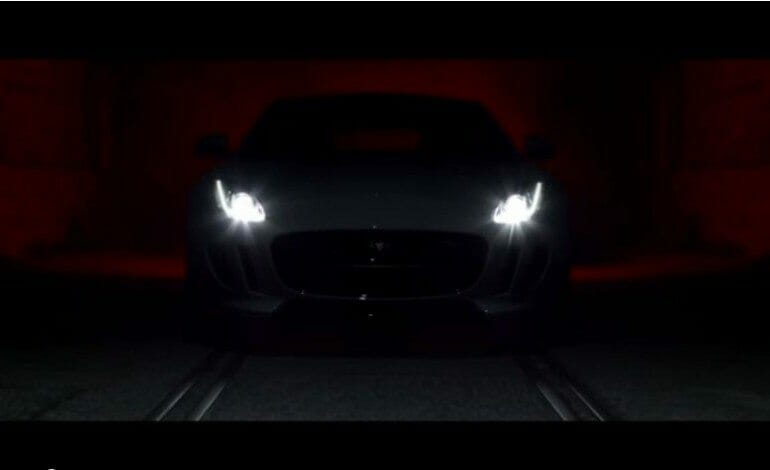 Jaguar F-Type R Coupe launch Film … Turn it to 11.