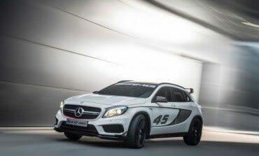 Concept GLA45 AMG - Mercedes-Benz SUV
