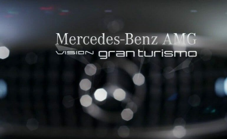 Mercedes-Benz AMG Vision Gran Turismo – Trailer
