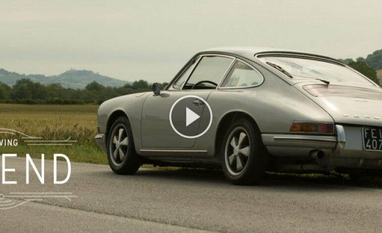 Porsche 911 – A German Driving Legend in Italy – Petrolicious