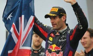 Webber's Last Race