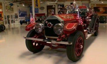 1921 American LaFrance Fire Truck - Jay Leno's Garage