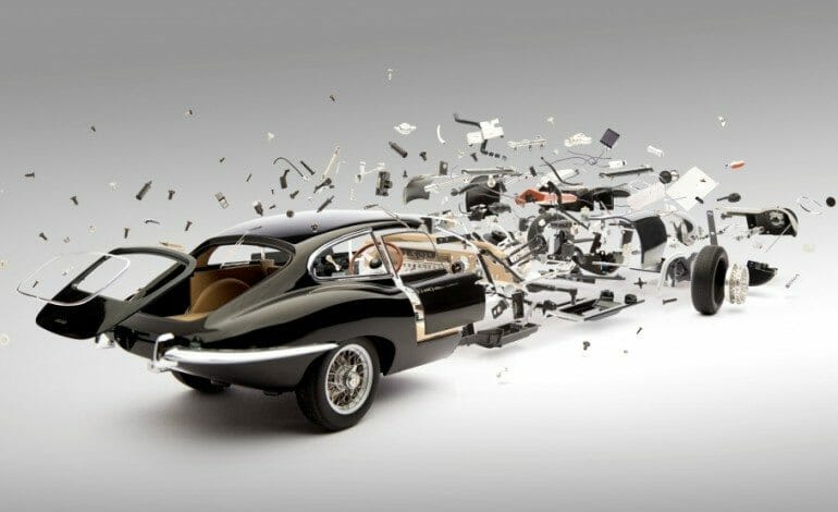 Cars Are Art, Fabian Oefner From MAD Gallery Shows Us Why