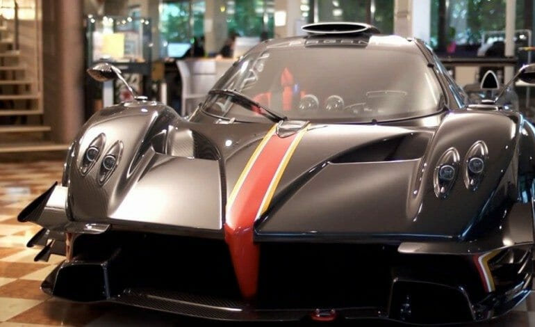 Horacio Pagani Interview, Renaissance Man – XCAR