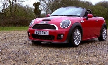 The 'ol days are gone, but this is still great, Mini Roadster - Xcar