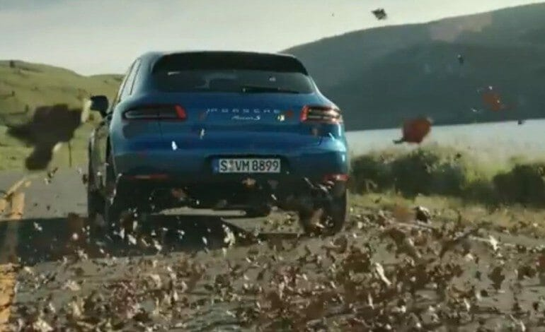 Porsche Macan Like Floating On Air Drivelife Drivelife