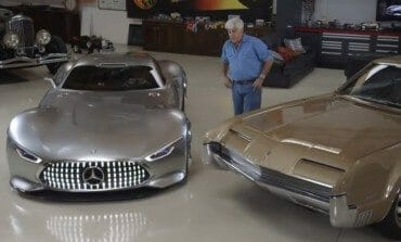 Real Cars Go Virtual - Jay Leno's Garage
