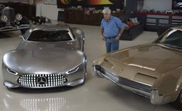 Real Cars Go Virtual – Jay Leno's Garage