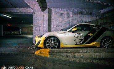 2014 Toyota 86RC - Car Review - Takumi Fujiwara Spiritual Successor