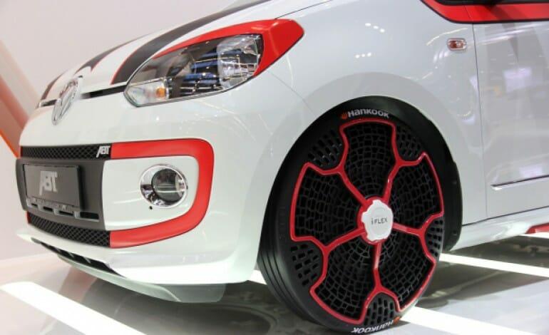 Hankooks I-Flex airless tyre