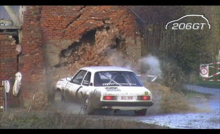 Rally Car 1 – Wall 0