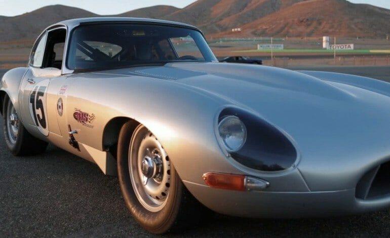 Jaguar E-Type Lightweight Recreated – Petrolicious