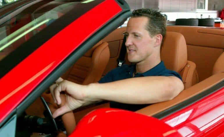 Michael Schumacher In Coma