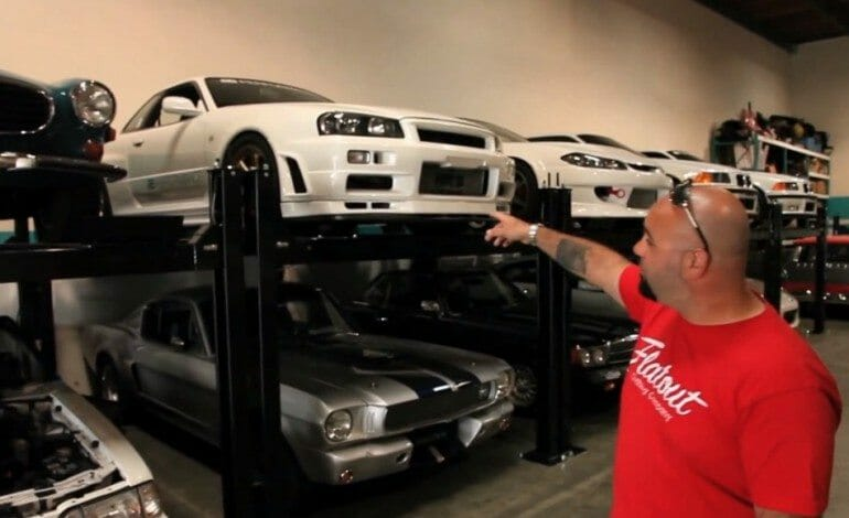 Paul Walkers Awesome Collection – The Smoking Tyre