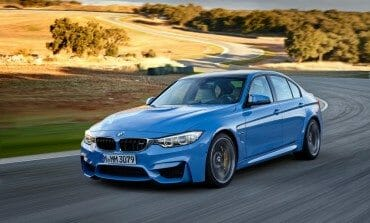 BMW F80 M3 Sedan - Turbo Family All The Way!