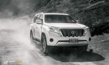 2014 Toyota Land Cruiser Prado - Road Tested - Champion cruiser of dirt and road?