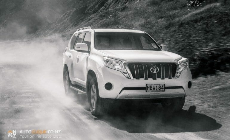 2014 Toyota Land Cruiser Prado - Car Review - Champion cruiser of dirt and road?