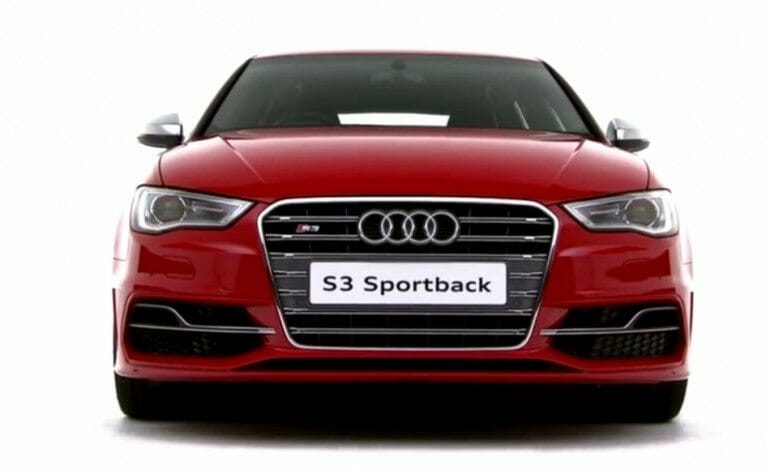 Audis New S3 Sportback… Does It Look A Bit Ordinary?