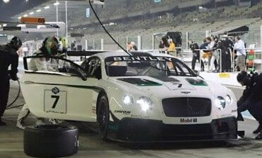 Bentley Returns To The Track