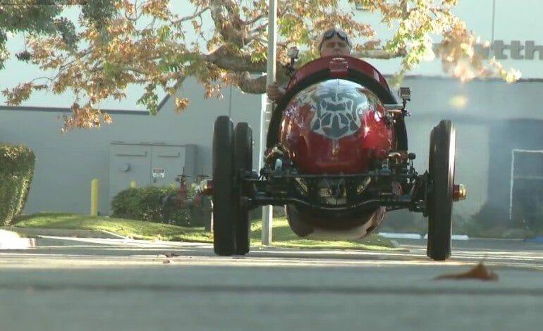 1910 Buick Bug – Jay Leno's Garage