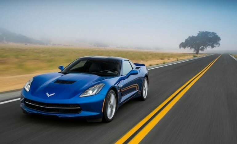 2015 Corvette Stingray to have replay button