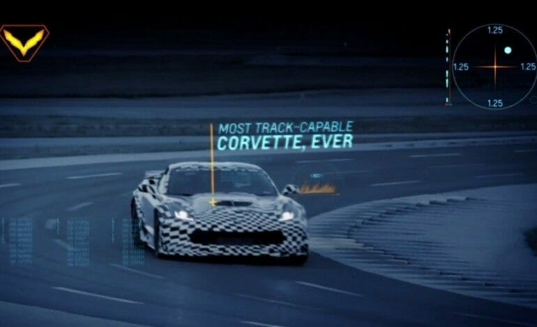Corvette Z06 & C7.R Unveiled at North American International Auto Show
