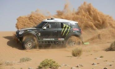 Dakar 2014 stage03: Nani Roma emerges as the leader.