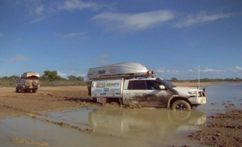 when 4×4 recovery goes wrong